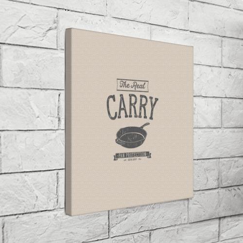 Холст квадратный The Real Carry - Pan Protectio Фото 01