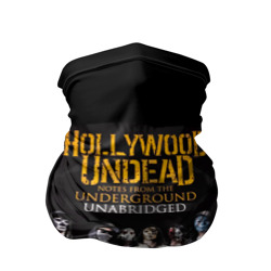 Бандана-труба 3D Hollywood Undead Underground