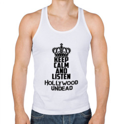 Keep calm and listen HU