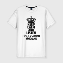 Keep calm and listen HU