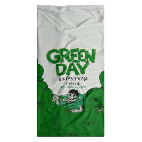 Бандана-труба 3D Монстр Green Day Фото 01