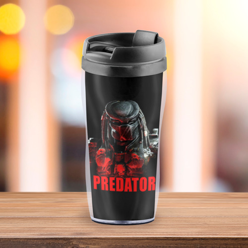 Термокружка-непроливайка  Фото 03, Predator