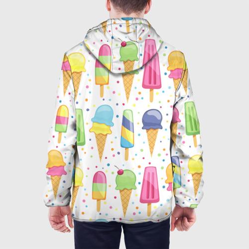 Мужская куртка 3D  Фото 05, мороженное