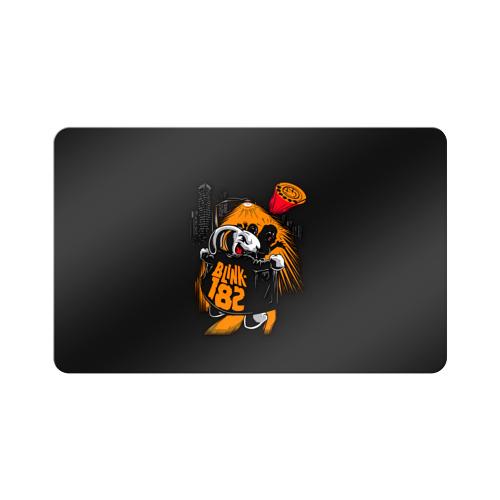 Магнит виниловый Visa  Фото 01, Заяц эксгибиционист Blink-182