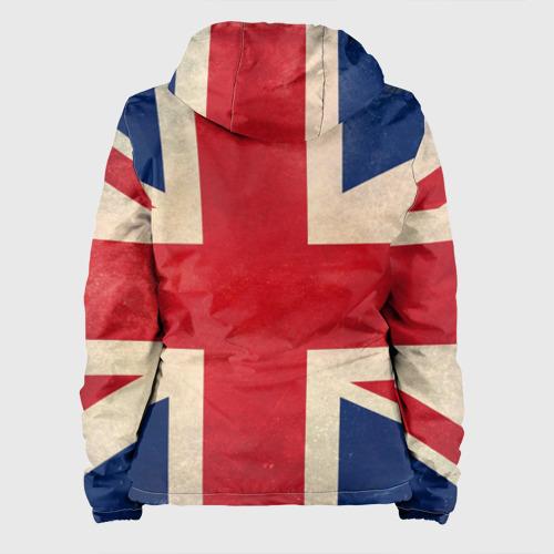 Женская куртка 3D  Фото 02, Королевский корги