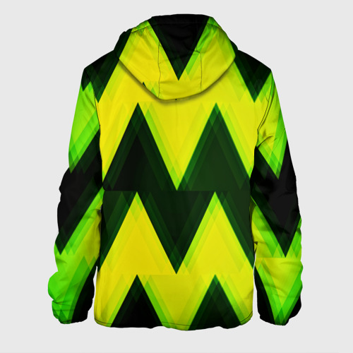 Мужская куртка 3D  Фото 02, Zigzag