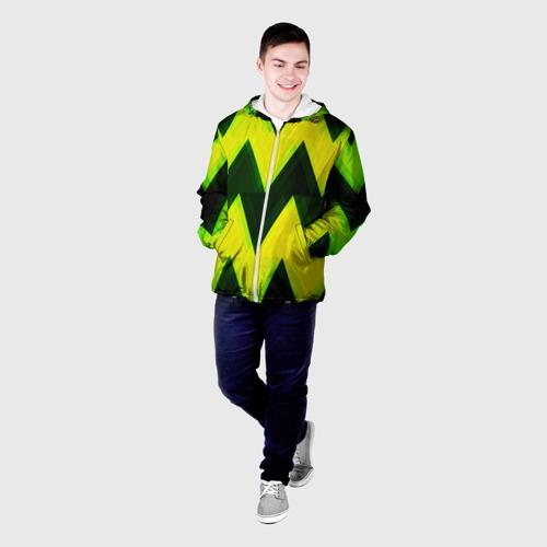 Мужская куртка 3D  Фото 03, Zigzag