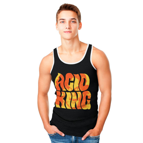 Мужская майка 3D  Фото 05, Acid King 4