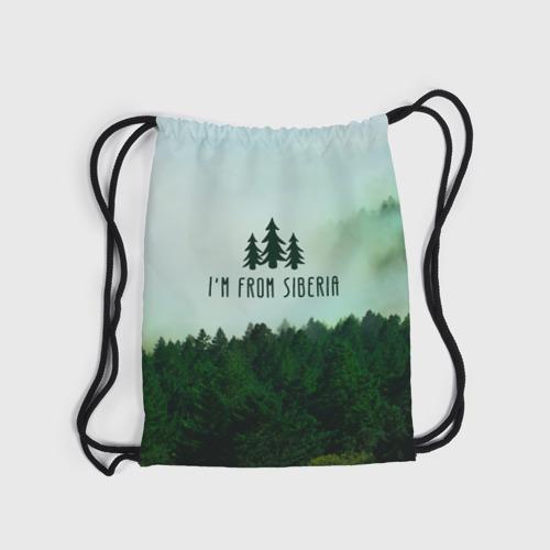 Рюкзак-мешок 3D  Фото 04, Сибирь