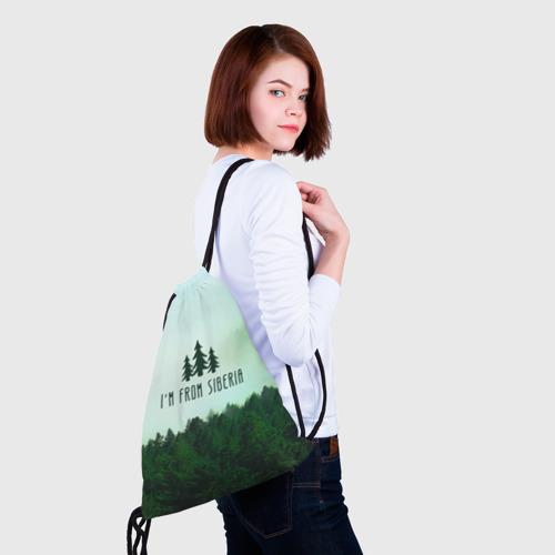 Рюкзак-мешок 3D  Фото 02, Сибирь