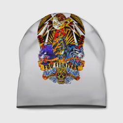 Foo Fighters, орел и тигры