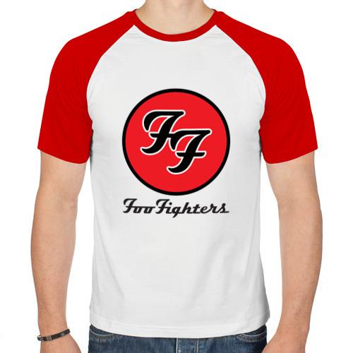 Мужская футболка реглан  Фото 01, Foo Fighters