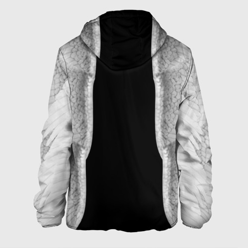 Мужская куртка 3D  Фото 02, Крылья ангела