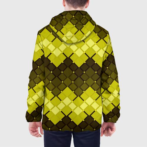 Мужская куртка 3D  Фото 05, Движение волн