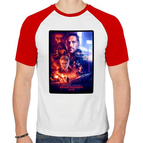 Мужская футболка реглан  Фото 01, Бегущий по лезвию 2049