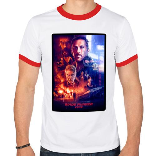 Мужская футболка рингер  Фото 01, Бегущий по лезвию 2049