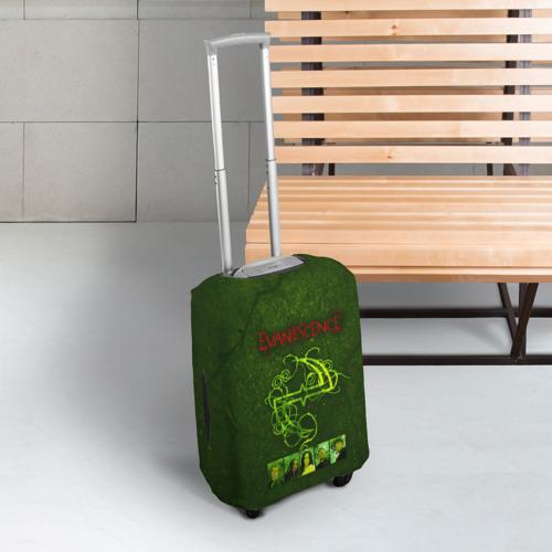 Чехол для чемодана 3D Группа Evanescence Фото 01