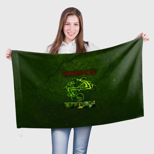 Флаг 3D Группа Evanescence Фото 01