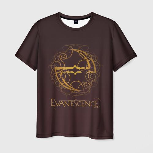 Мужская футболка 3D  Фото 01, Evanescence