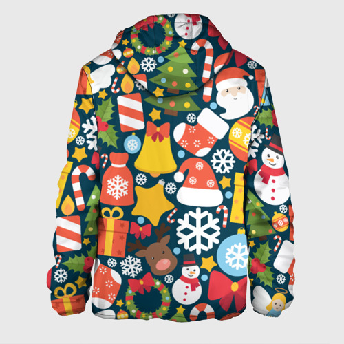 Мужская куртка 3D  Фото 02, Новогодний набор