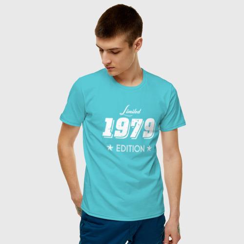 Мужская футболка хлопок limited edition 1979 Фото 01