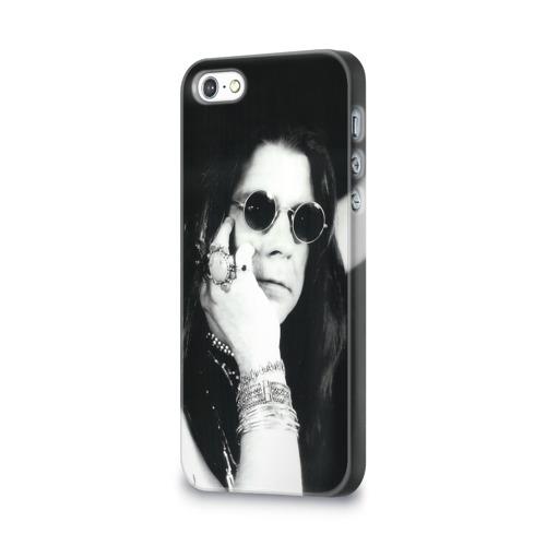 Чехол для Apple iPhone 5/5S 3D  Фото 03, Оззи Осборн
