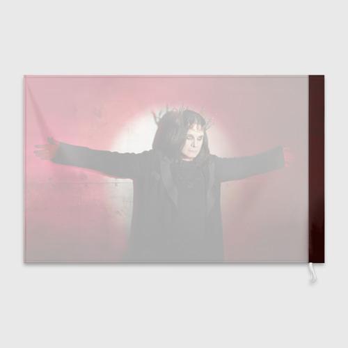 Флаг 3D  Фото 02, Оззи Осборн