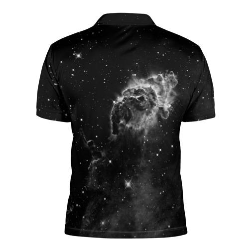 Мужская рубашка поло 3D  Фото 02, FC LIVERPOOL