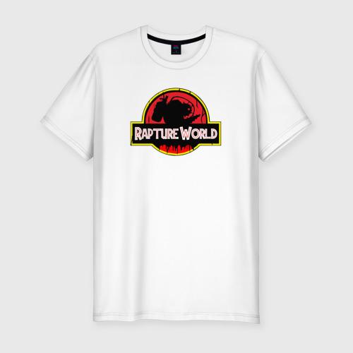 Мужская футболка премиум Rapture World