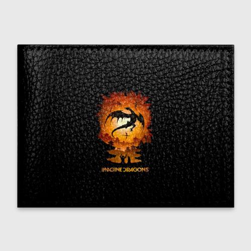 Обложка для студенческого билета  Фото 01, Драконы Imagine Dragons