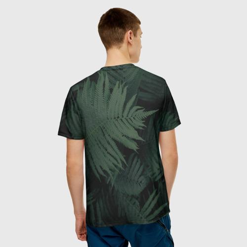 Мужская футболка 3D  Фото 02, Neon light