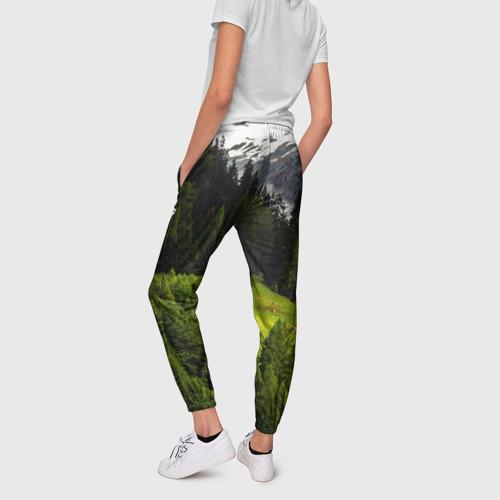 Женские брюки 3D  Фото 02, Я из Сибири
