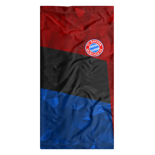 Бандана-труба 3D  Фото 07, FC Bayern 2018 Abstract colors