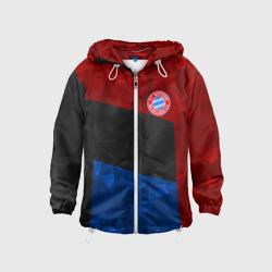 FC Bayern 2018 Abstract colors