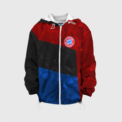 FC Bayern 2018 Abstract colors