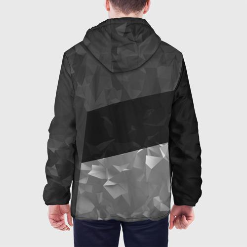 Мужская куртка 3D  Фото 05, BMW 2018 Black Design