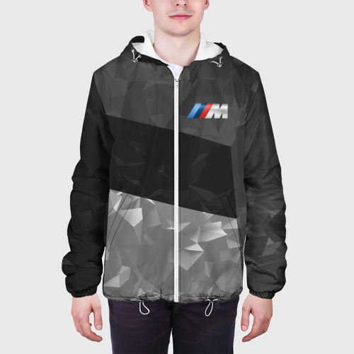 Мужская куртка 3D  Фото 04, BMW 2018 Black Design