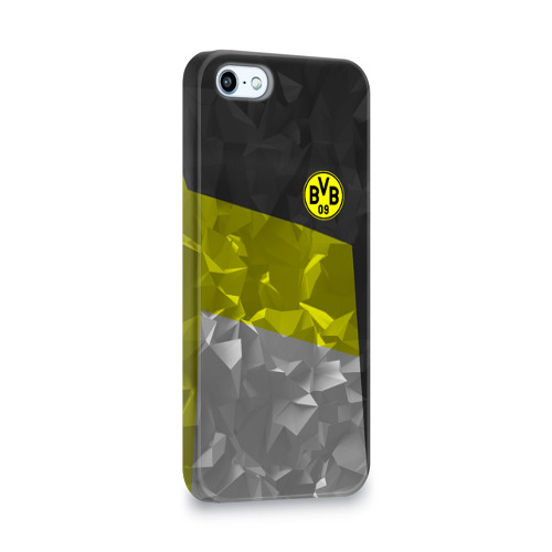 Чехол для Apple iPhone 5/5S 3D  Фото 02, Borussia Dortmund 2018