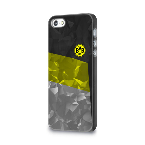 Чехол для Apple iPhone 5/5S 3D  Фото 03, Borussia Dortmund 2018