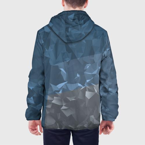 Мужская куртка 3D  Фото 05, Manchester city 2018 Abstract