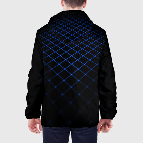Мужская куртка 3D  Фото 05, Manchester city 2018 Line