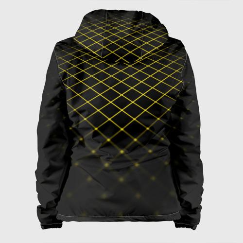 Женская куртка 3D  Фото 02, Borussia Dortmund 2018 line