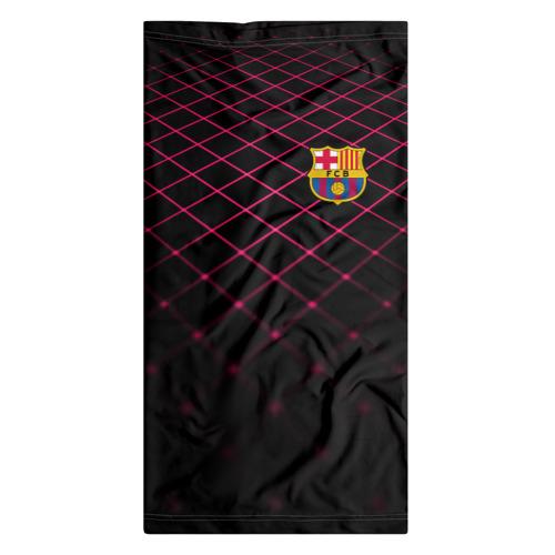 Бандана-труба 3D  Фото 07, FC Barcelona 2018 Line
