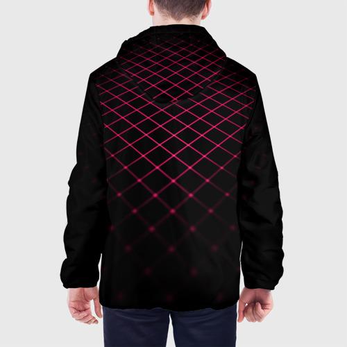 Мужская куртка 3D  Фото 05, FC Barcelona 2018 Line