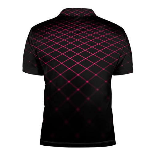 Мужская рубашка поло 3D  Фото 02, FC Barcelona 2018 Line