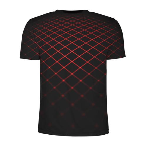Мужская футболка 3D спортивная Manchester United 2018 Line Фото 01