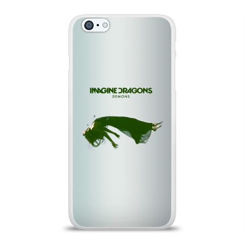 Чехол для Apple iPhone 6Plus/6SPlus силиконовый глянцевый  Фото 01, Imagine Dragons Demons