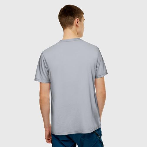 Мужская футболка 3D  Фото 02, Moto Girl