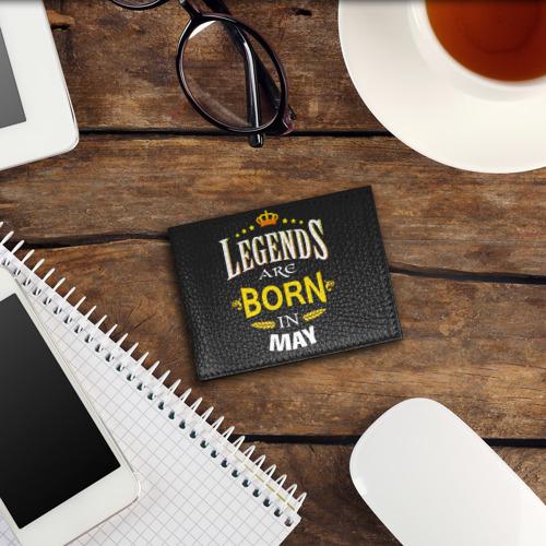 Обложка для студенческого билета  Фото 03, Legends are born in may