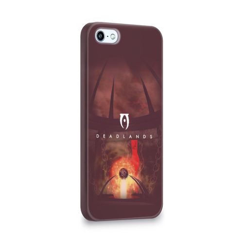 Чехол для Apple iPhone 5/5S 3D  Фото 02, the elder scrolls, TES